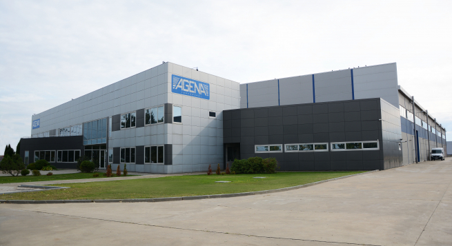 AGENA TECHNOLOGY-ŠIMANOVCI