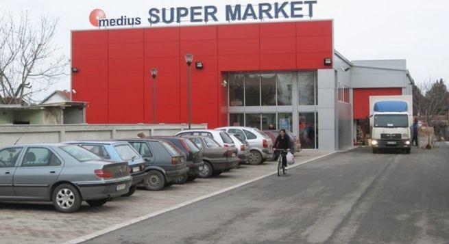 Supermarket Medius